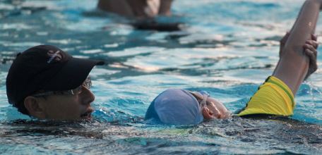 swimming correction 2